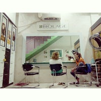Photo taken at Jambun Glass salon and spa by Sisca S. on 10/1/2014