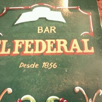 Photo taken at Bar El Federal by Sol C. on 9/22/2012