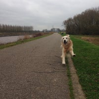 Photo taken at dijk van rumst by Emiel V. on 12/24/2014