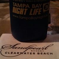 Photo taken at Sandpearl Resort Beach by TampaBayNightLife.TV G. on 12/29/2013