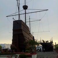 Photo taken at Kompleks Muzium Maritim (Samudera / Flor de La Mar) by Nik fara M. on 3/2/2013