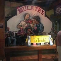 Photo taken at Mulate's Cajun Restaurant by Dan N. on 9/21/2012