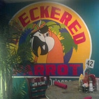 Photo taken at Checkered Parrot by Dan N. on 10/14/2012