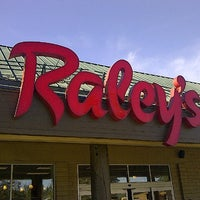 Photo taken at Raley's by Edgar A. on 11/22/2012