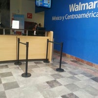 Photo taken at Corporativo Walmart Co. by José Fco. H. on 5/21/2015