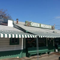 Photo taken at Green Mesquite BBQ by Dan R. on 12/4/2012