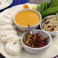 Photo taken at Thai Airways (TG) Restaurant by May S. on 3/17/2013