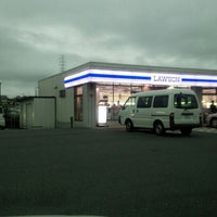 Photo taken at Lawson by 竹ヤン RVF400 ア. on 9/17/2015