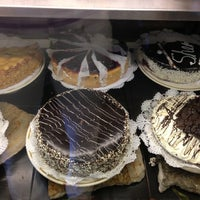 Photo taken at Sherman's Deli & Bakery by Renee H. on 4/16/2013
