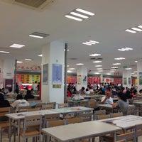 Photo taken at 北京语言大学食堂 by Matt X. on 6/14/2015