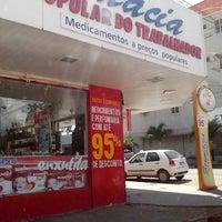 Photo taken at Farmácia Popular do Trabalhador by Raphael B. on 6/8/2013