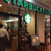 Photo taken at Starbucks Coffee 東京急行大井町駅店 by Shigeki I. on 3/28/2013