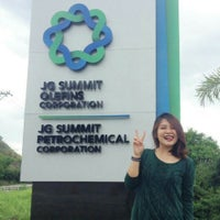 Photo taken at JG Summit Holdings by Fam D. on 10/7/2015