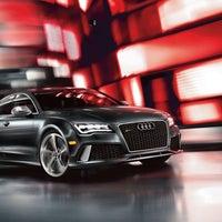 Photo taken at Audi Warwick by Audi Warwick on 9/23/2014