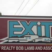 Photo taken at EXIT Realty Bob Lamb & Associates by Steven R. on 2/14/2015
