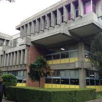 Photo taken at Universidad Rafael Landívar by juan l. on 7/3/2013