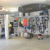 Photo taken at Garage Transformation and Organization, LLC by Stephen W. on 11/12/2015