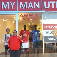 Photo taken at MyManUNITED Clubhouse by Hafiz F. on 7/23/2016