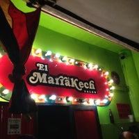 Foto tirada no(a) Marrakech Salón por Mathias E. em 12/29/2012
