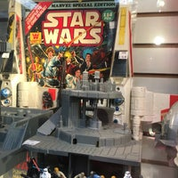 Photo taken at Toy Vault (Warwick Mall) by Kevin M. on 12/2/2017