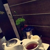 Photo taken at Theobroma Chocolate Lounge by Alaa on 7/2/2015