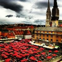 Photo taken at GREY Zagreb by Balázs S. on 6/11/2013