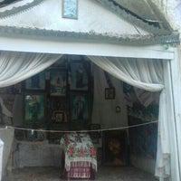 Photo taken at Непоротовский Свято-Николаевский мужской пещерный монастырь by Маргарита У. on 7/29/2016