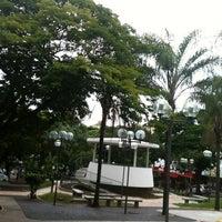 Photo taken at Praça Rui Barbosa by Moisés M. on 12/29/2012