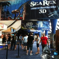 Photo taken at LG IMAX Theatre by Marley M. on 12/16/2012
