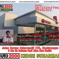 Photo taken at Auto2000 Suharmadji by Risky B. on 9/24/2014