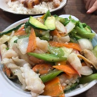 Photo taken at Mt Albert BBQ Noodle House by Maya A. on 1/24/2018