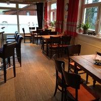Photo taken at Die Laube Cafe & Beisl by Daniel P. on 12/4/2015