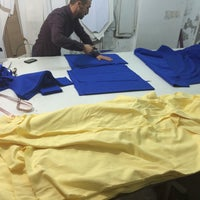 Photo taken at can arslan tekstil by ~~SİDAR~~ on 12/22/2014