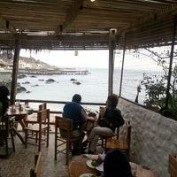 Photo taken at Restaurant Miramar by Costanza M. on 5/1/2014