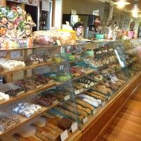 Photo taken at Fredericksburg Bakery by TheSquirrel on 3/2/2013