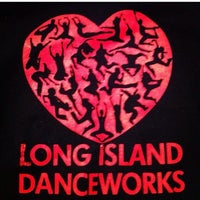 Photo taken at Long Island Danceworks by Long Island Danceworks on 9/24/2014