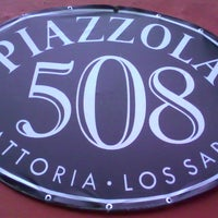 Photo taken at Piazzola 508 Trattoria by Lalo L. on 9/24/2014