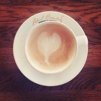 Photo taken at Robert's Coffee by Ayten H. on 11/18/2014