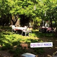 Photo taken at Çeltik Et Mangal by Hasan Z. on 4/29/2017