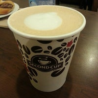 Photo taken at Second Cup by Chris-Michael P. on 9/21/2012