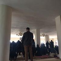 Photo taken at Şeyh Said Efendi Camii by Ömür Ç. on 1/29/2016