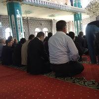 Photo taken at Şeyh Said Efendi Camii by Ömür Ç. on 11/6/2015