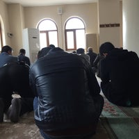 Photo taken at Şeyh Said Efendi Camii by Ömür Ç. on 2/26/2016