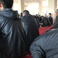 Photo taken at Şeyh Said Efendi Camii by Ömür Ç. on 4/14/2017