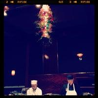 Photo taken at Sake Cafe II by Oliver B. on 5/21/2013