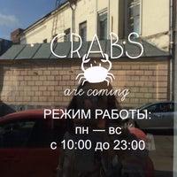 Foto tomada en Crabs Are Coming por Alina K. el 3/8/2014