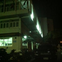 Photo taken at Lardprao Police Station by Eak O. on 3/21/2013