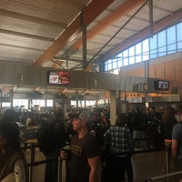 Photo taken at RDU - Terminal 2 Security Checkpoint by Mina B. on 10/27/2017