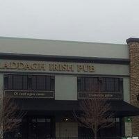 Photo taken at Claddagh Irish Pub by Phil C. on 3/16/2013