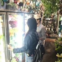 Photo taken at East Village Florist by Jack W. on 4/15/2017